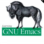 Learning GNU Emacs (O'Reilly Book Cover)
